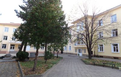 НПГВМ - Национална професионална гимназия по ветеринарна медицина Проф. д-р Д. Димов - Ловеч