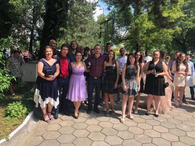 Випуск 2020 - Национална професионална гимназия по ветеринарна медицина Проф. д-р Д. Димов - Ловеч