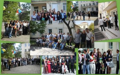 Випуск 2011 - Национална професионална гимназия по ветеринарна медицина Проф. д-р Д. Димов - Ловеч